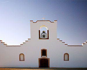 Socorro Mission in El Paso